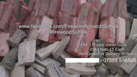 Firewood Ipswich & Suffolk £80
