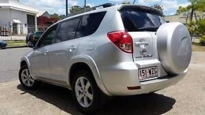 2007 Toyota RAV4 4X4 6 MONTHS REGO/RWC Reedy Creek Gold Coast South Preview