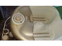 HoMedics MySpa Gold, Vibration and Massage Foot Spa