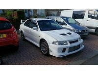 MITSUBISHI EVO 6, 2.3 FORGED STROKER ENGINE, 400BHP,400LBFT, CAN DO 600BHP, MAY PX