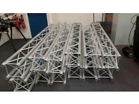 quad truss f34 all good condtion 2m 1.7m mfg truss-lite very good condtion