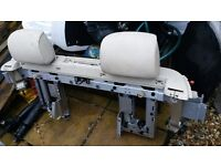 BMW E93 Rollover Bars with Headrests and Seatbelts