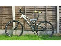 Norco Fluid 03 full suspension mountain bike