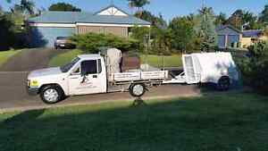 Tradie trailer and various tools Buderim Maroochydore Area Preview