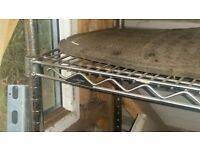 metal racking wanted inter metro shelving wire shelving chrome shelving