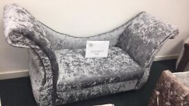 High Back Chaise Lounge