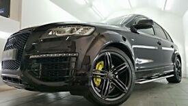 Audi Q7 S Line plus 2013
