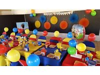 Birthday Party venue dressing... Get us to decorate your room/venue!
