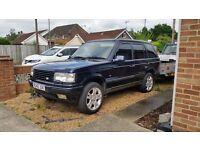 Range Rover 4.6 LPG