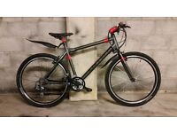 FULLY SERVICED CARRERA PRAVA LTD HYBRID BIKE