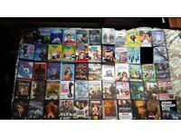 DVDs huge selection (76+) bulk buy.