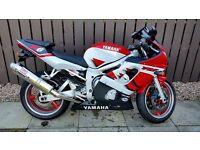 2000 Yamaha YZF R6