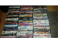 bundle of 95 dvds + 20 copys £35 the lot no single sales