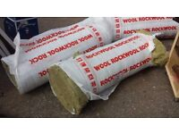 3 rolls of thick insulation good condition only £20.00