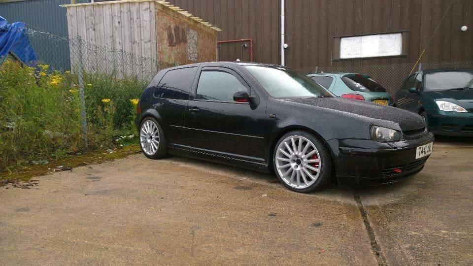 Vw Golf Mk4 Alloy Wheels In Inverness Highland Gumtree