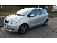 TOYOTA YARIS 1.0 2007 07 NICE CAR MOT IS DUE NEXT WEEK TAXED RELIABLE CAR SERVICE HISTORY