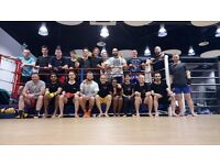 Muay Thai Boxing,Kettlebell,Brazilian Jiu Jitsu(BJJ) and Circuit Classes in East Berkshire College