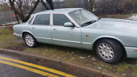 2002 Jaguar 3.2 V8 XJ 8 Sports Executive LPG Auto For sale for parts/repair