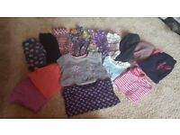 Girls clothes bundled (age 2- 3)