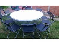 Folding Chair / Table hire rent for Wedding Party Banqueting Chair / Chiavari Chairs / Throne Chairs