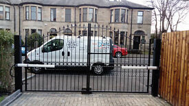 Automatic and electric driveway gates,CCTV,Intruder Alarms,Intercoms,Glasgow and around aera