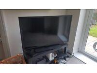 "LED 42"" TOSHIBA HD 1080p Flat screen TV 40L1333B"