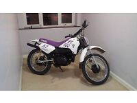 1997 YAMAHA RT100 Not too many of these bikes about now The bike runs 100% + new gear box