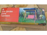 Kids Garden Swing Hammock