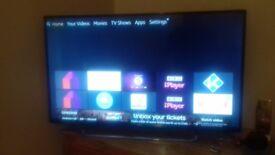 "JVC LT-40C550 - 40"" FULL HD LED BACKLIT TV"