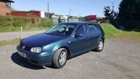 2003 VW GOLF GT TDI 130 ASZ FULL MOT