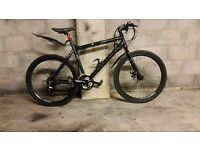FULLY SERVICED CARRERA SUBWAY ONE HYBRID DISC BRAKES BIKE