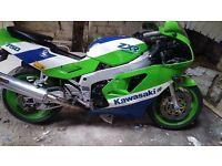Kawasaki zxr 750. SWAP or sell