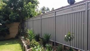 BARRICADE FENCING colorbond fencing & aluminium pool fencing Mirrabooka Lake Macquarie Area Preview