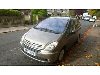 57 CITROEN PICASSO DIESEL. 2 OWNERS. LONG MOT. EXC CONDITION.