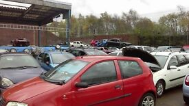 Car breaking Scrap yard business and lease for sale Glasgow