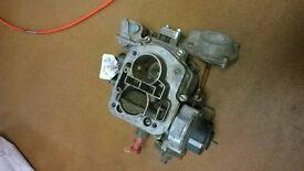 weber 30/34 carburetor ford pinto vw golf etc