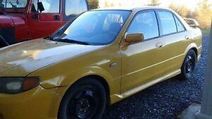 Mazda speed 2003