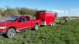 Trade or sell my 2013 enclosed trailer