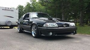 Ford mustang 5.0l GT 1988