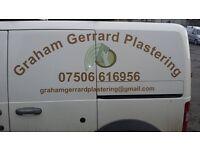 GRAHAM GERRARD PLASTERING