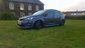 Ford Focus st fully face lifted 12 months mot clean in and out £4595 Ono must see