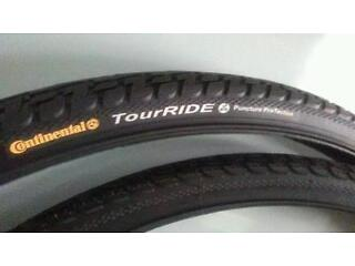 Brand new 700x37c continental tour ride hybrid tyres (pair)