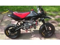 Road legal pitbike | 184 reg as 50