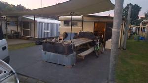 Onsite caravan Shoalhaven nsw Mount Warrigal Shellharbour Area Preview