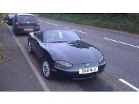Mazda mx5 with extras