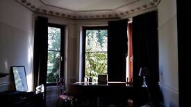 Double Bedroom in Large Flat in Southside Glasgow (£330 all included) Available Immediately