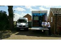Ace Removals & Storage 2 man and van house removers van hire Leeds Bradford Huddersfield Wakefield