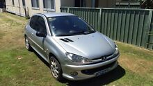 2004 Peugeot 206 GTI Sports Model Newcastle 2300 Newcastle Area Preview