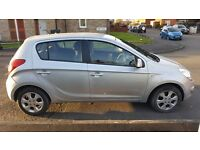 2011 HYUNDAI I20 1.4 DIESAL**ONLY 54000 MILES**BARGAIN 1 year mot included