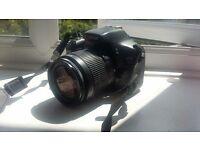 Canon 550D 2x lens kit